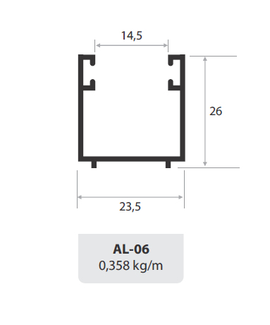 AL-06 SIMPLES