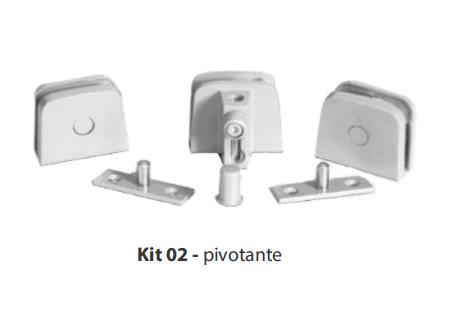 KIT 02 - PIVOTANTE