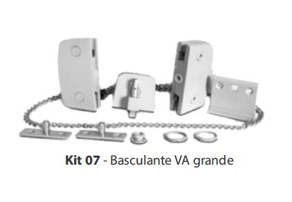 KIT 07 - BASCULANTE V/A GRANDE