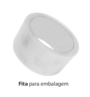 FITA P/ EMBALAGEM