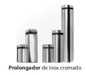 PROLONGADOR DE INOX