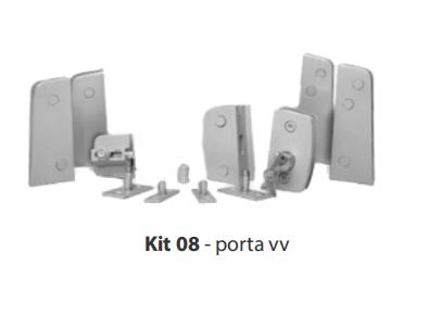 KIT 08 - PORTA V/V